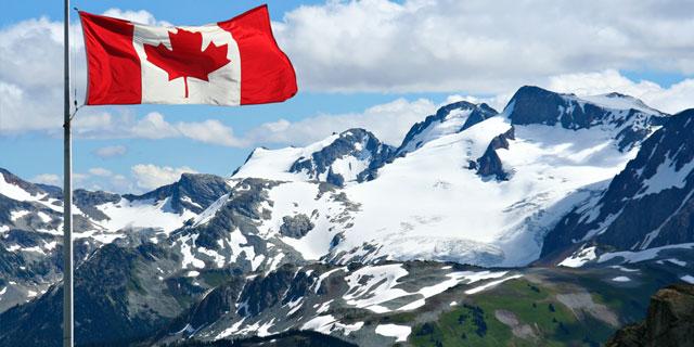 Unser Abstecher zum Columbia Icefield, einem riesigen Gletscher, hat sich gelohnt.