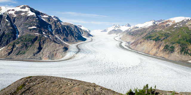 Das berühmte Skigebiet Whistler-Blackcomb ist eignet sich auch hervorragend zum Wandern und Spazieren gehen.