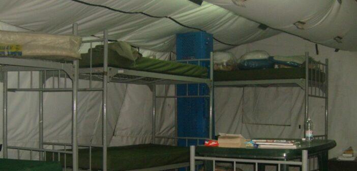 Die wohl größte Hilfsaktion des UNHCR in Arbil: Versorgung und Unterkünfte für eine halbe Million Flüchtlinge im Nordirak.