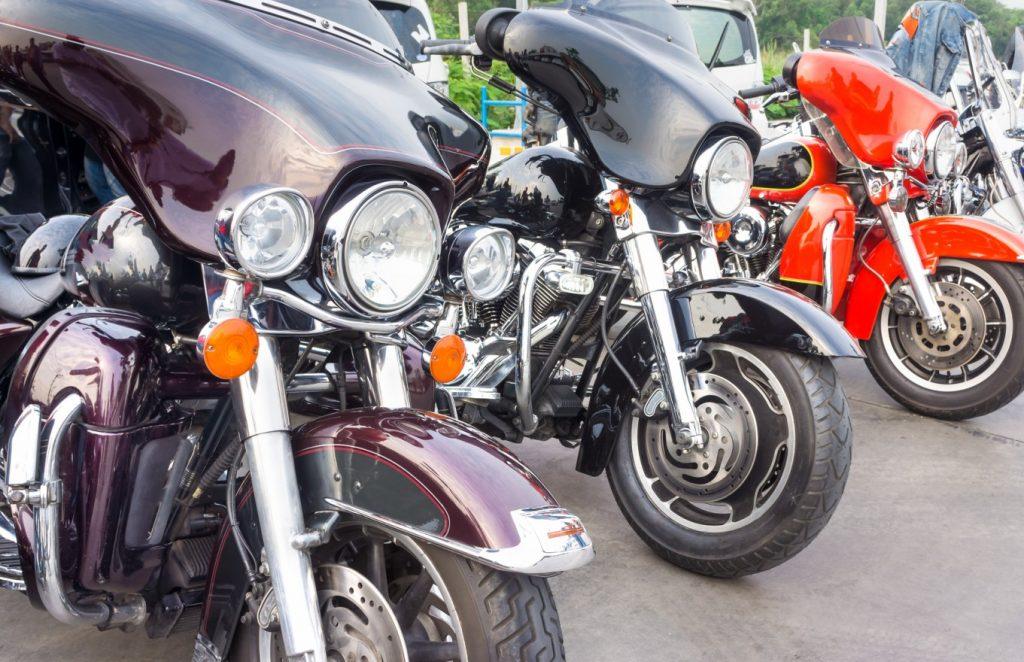 Harley Davidson: Individualität durch Farben