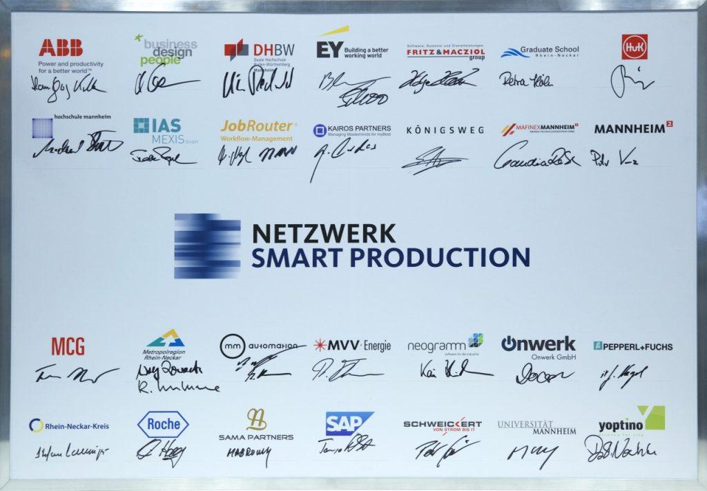 Das Netzwerk Smart Production der Mannheimer Wirtschaftsförderung bündelt die innovativen Kräfte der Region Rhein-Neckar.