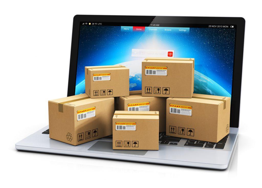 Dropshipping: Die Idee im Internethandel. Der Verkäufer bekommt das Produkt nicht einmal zu sehen. (#01)