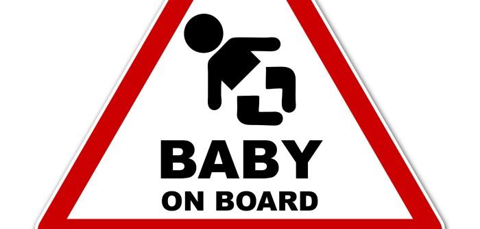 Autoaufkleber: Tier und Baby Motive beliebt!