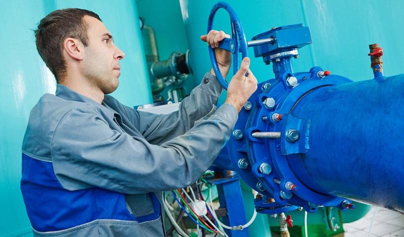 Ein anderes Beispiel aus der Wasseraufbereitung</strong> zeigt ebenfalls, wo und wie Energie verloren geht. ( Foto: Shutterstock- Dmitry Kalinovsky)